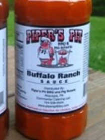 Piper's Pit Buffalo Ranch Sauce